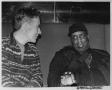 William Parker (right) & Ron Gaskin (left)