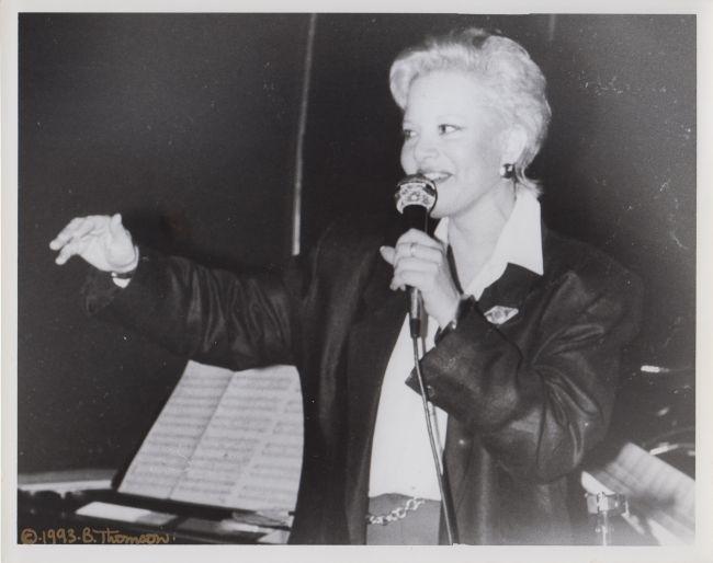 Trudy Desmond