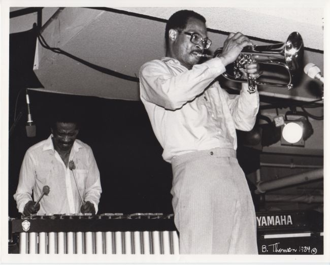 Woody Shaw, Bobby Hutchison