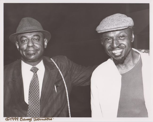 Archie Shepp, Horace Parlan