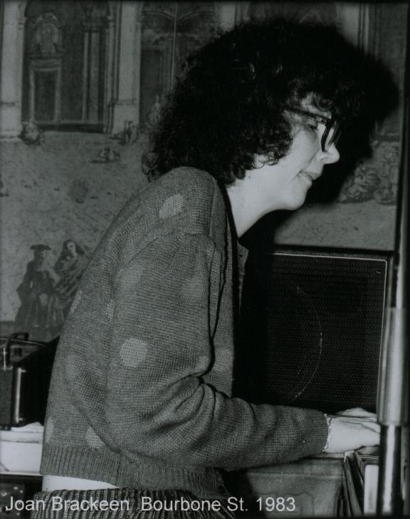 Joan Brackeen