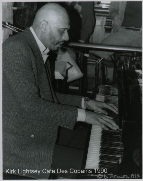 Kirk Lightsey