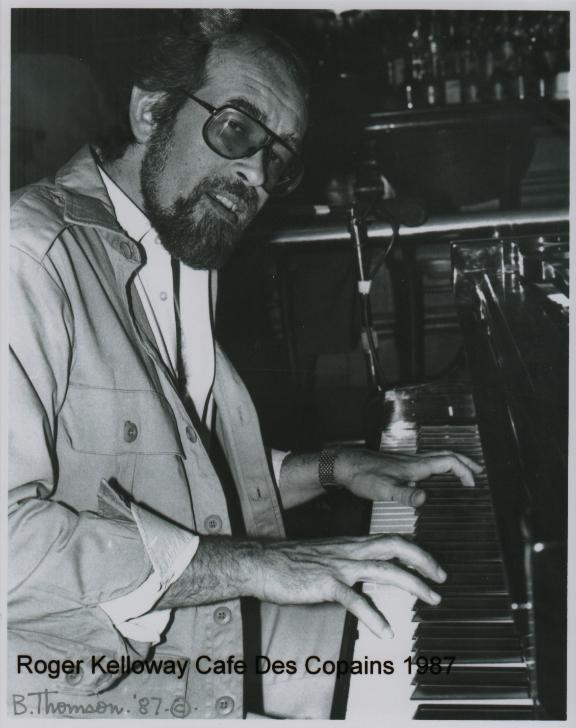 Roger Kelloway